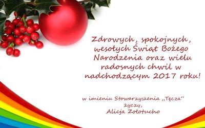 Świąteczne życzenia!